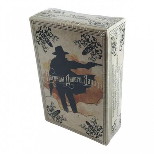 Легенды Дикого Запада: Покерная Промо Колода