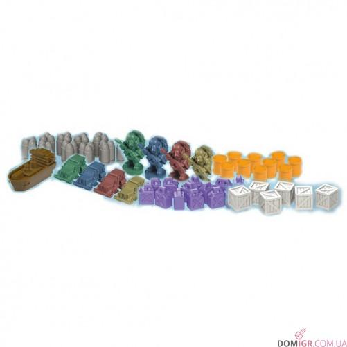 Last Aurora: Plastic Miniatures Expansion