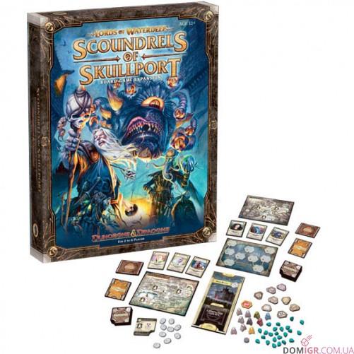 Lords of Waterdeep: Scoundrels of Skullport