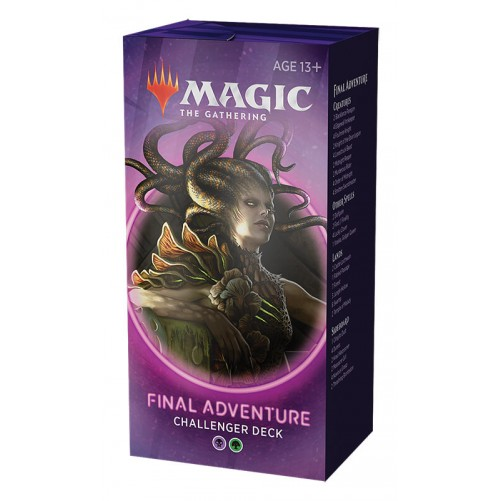Final Adventure – Challenger Deck 2020 – Magic: The Gathering (Англ)