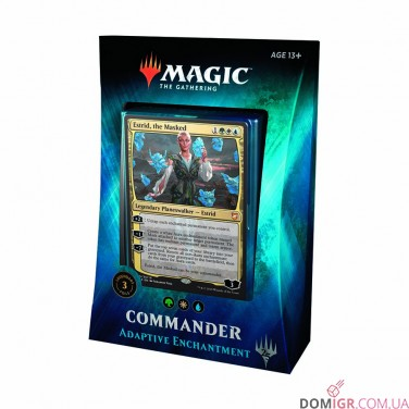 Adaptive Enchantment - Commander 2018 - Колода Magic The Gathering (Англ)