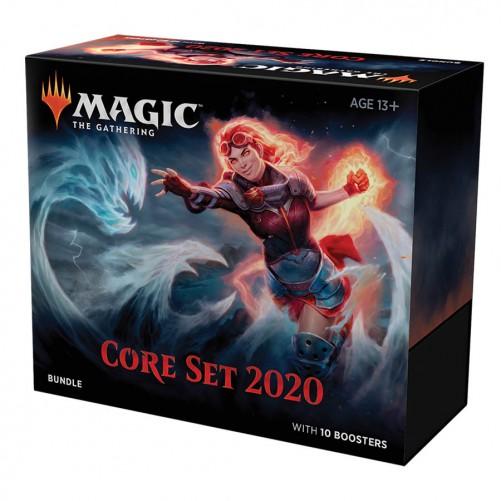 Core Set 2020 - Bundle Magic The Gathering (Англ)