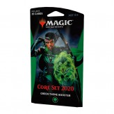 Core Set 2020: Green Theme Booster - Magic The Gathering (англ)