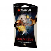 Core Set 2020: White Theme Booster - Magic The Gathering (англ)