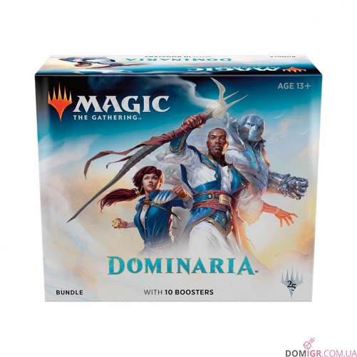Доминария - Бандл Magic The Gathering (Англ)