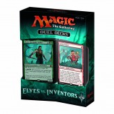 Elves vs Inventors - Duel Decks - Magic The Gathering
