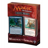 Duel Decks: Merfolks vs Goblins - Magic The Gathering
