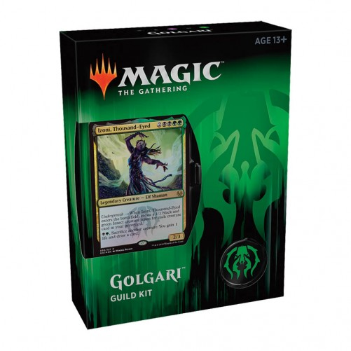 Guilds of Ravnica - Guild Kit - Golgari - Magic The Gathering