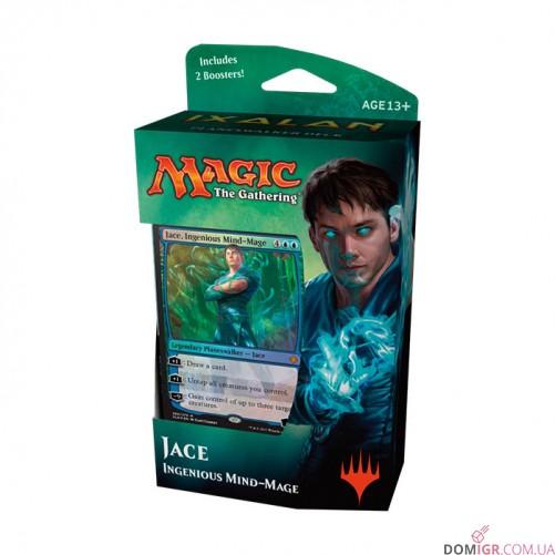 Magic The Gathering: Ixalan - Колода Planeswalker Jace