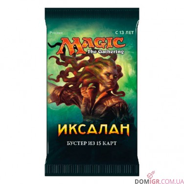 Magic The Gathering: Иксалан - Deck Builder's Toolkit (рус)