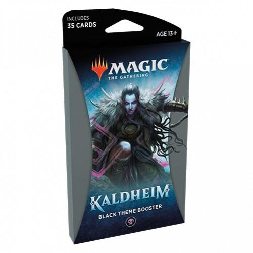 Kaldheim: Black Theme Booster - Magic The Gathering (Англ)