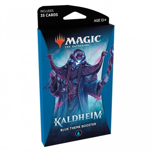 Kaldheim: Blue Theme Booster - Magic The Gathering (Англ)