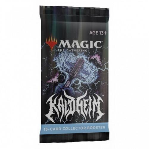 Kaldheim: Collector Booster - Magic The Gathering (Англ)
