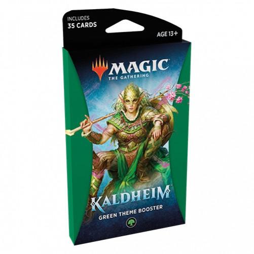 Kaldheim: Green Theme Booster - Magic The Gathering (Англ)