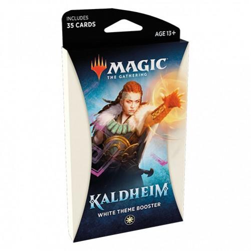 Kaldheim: White Theme Booster - Magic The Gathering (Англ)