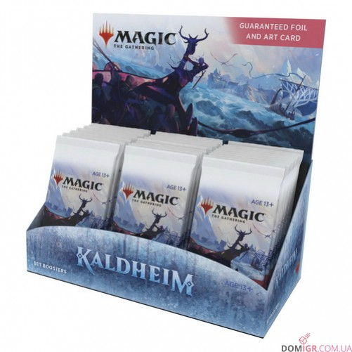 Калдхайм: Set Booster - Magic The Gathering (Eng)