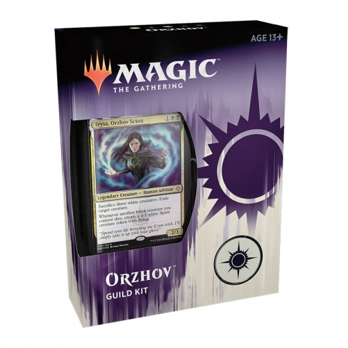 Ravnica Allegiance - Guild Kit - Orzhov - Magic The Gathering
