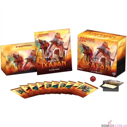Rivals of Ixalan: Bundle - Magic The Gathering (англ)