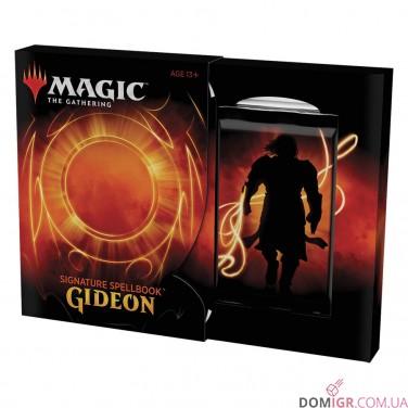 Signature Spellbook: Gideon - Magic The Gathering (англ)