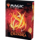 Signature Spellbook: Chandra - Magic The Gathering (англ)