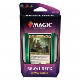 Throne of Eldraine - Savage Hunger Brawl Deck - Magic The Gathering (Англ)