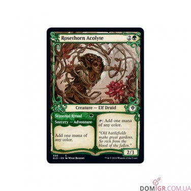 Throne of Eldraine: Collector Booster - Magic The Gathering (Англ)