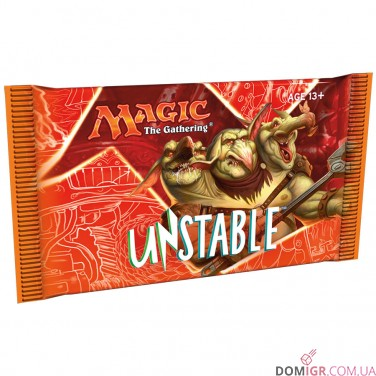 UnStable Booster - Magic The Gathering