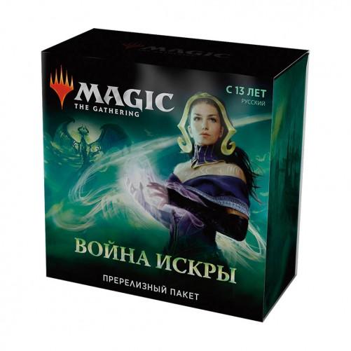 Война Искры: Пререлизный набор - Magic The Gathering (рус)