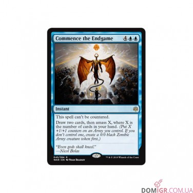 War of the Spark: Blue Theme Booster - Magic The Gathering (англ)