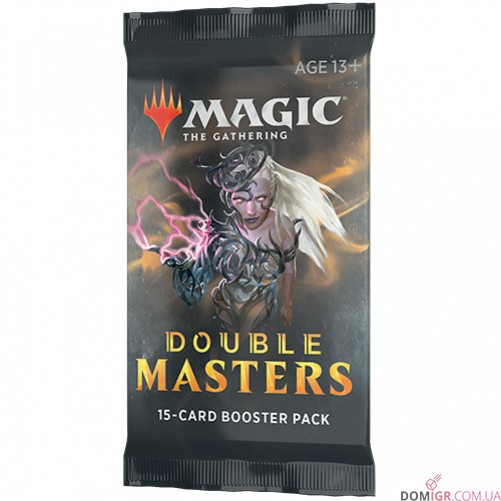 Double Masters Booster - Magic The Gathering