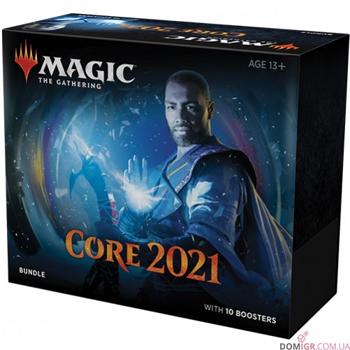 Core Set 2021 - Bundle Magic The Gathering (Англ)