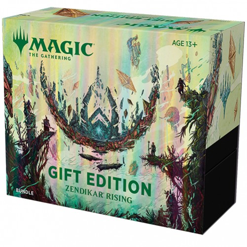 Zendikar Rising - Gift Bundle Magic The Gathering (Англ)