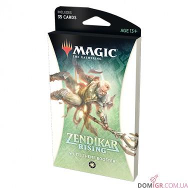 Zendikar Rising: White Theme Booster - Magic The Gathering (Англ)
