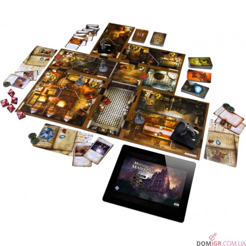 Mansions of Madness Second Edition