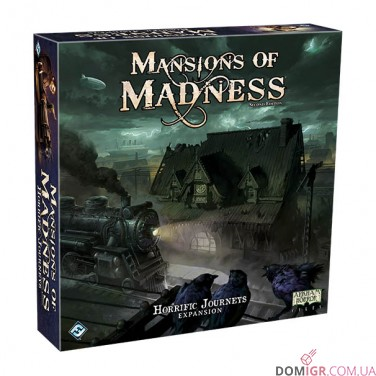 Horrific Journeys - Mansions of Madness: Second Edition
