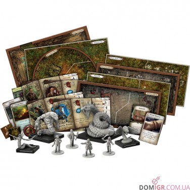 Path of the Serpent - Mansions of Madness: Second Edition