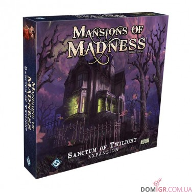 Sanctum of Twilight - Mansions of Madness: Second Edition