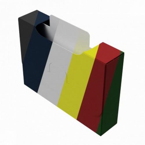Картотека Meeple House Uniq Card-File Standard (толщиной 20 мм) - в ассортименте