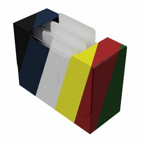 Картотека Meeple House Uniq Card-File Standard (толщиной 40 мм) - в ассортименте