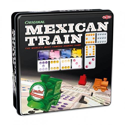 Мексиканский поезд