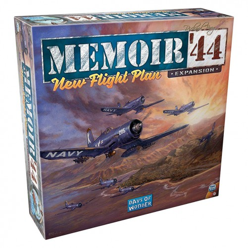 Memoir '44: New Flight Plan