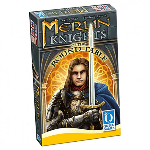 Merlin: Knights of the Round Table – Expansion 2