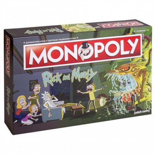 Монополия: Рик и Морти