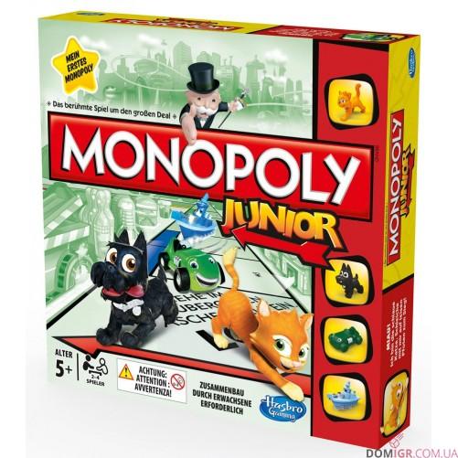 Моя первая монополия