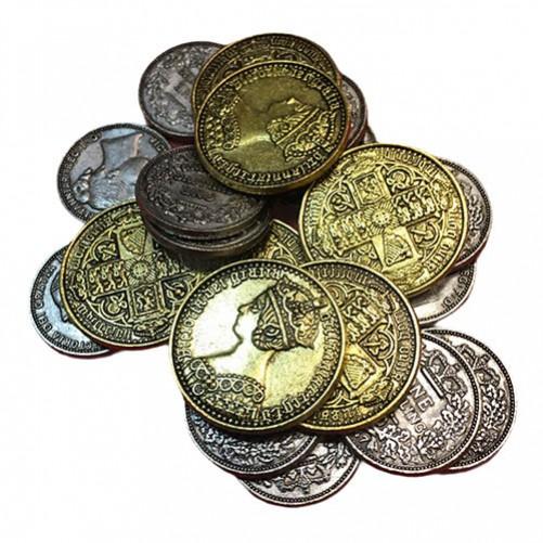 Nanty Narking - Victorian Metal Coins