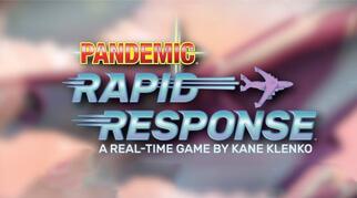 Анонс игры Pandemic: Rapid Responce