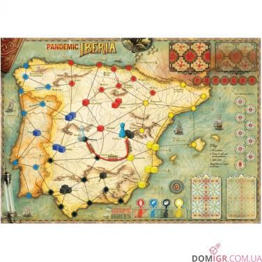 Pandemic: Iberia