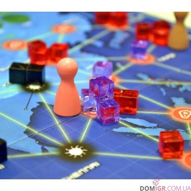 Пандемия: На грани (дополнение)