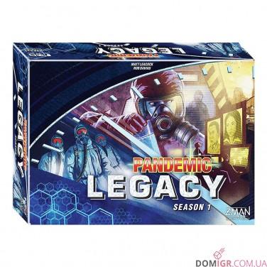 Pandemic: Legacy Season 1