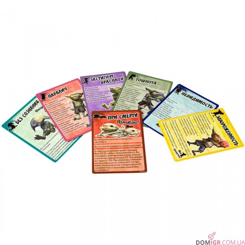 Pathfinder: Настольная ролевая игра – Карты состояний